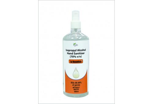La Beautica Hand Sanitizer 500 ML