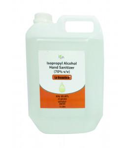 La Beautica Hand Sanitizer 5 Ltr