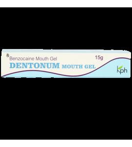 Dentonum Mouth Gel