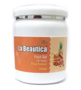 La Beautica Fruit Gel 500gm
