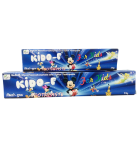 Kido-F Toothpaste