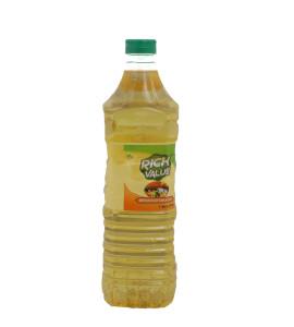 Rich Value Refined Soyabean Oil 1 Ltr
