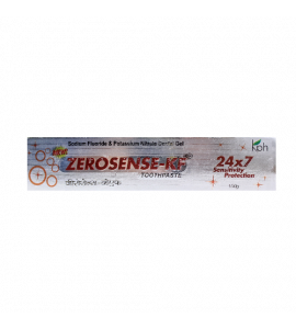 New Zerosense‐KF Toothpaste 100gm