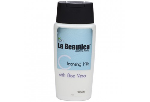 Cleansing Milk With Aloe Vera T