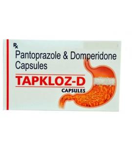 Tapkloz‐D Cap