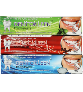 Dentokleen Toothpaste